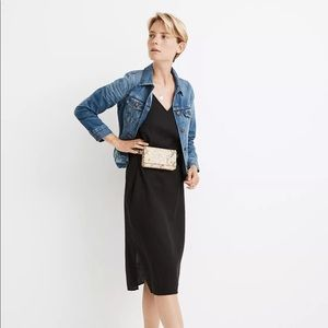 Madewell The Jean Jacket in Pinter Wash Size S